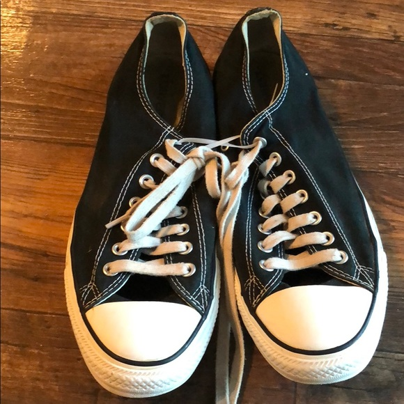4b6b5f4ed7f8 Converse Other - Chuck Taylor s Old School Lowtop Black Converse